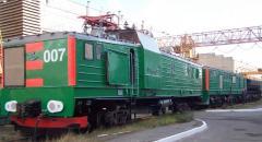 Ремонт тяговых агрегатов ОПЭ1АМ