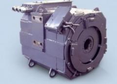 Ремонт тяговых электродвигателей переменного тока НБ-412К