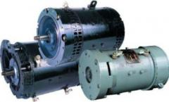 Ремонт тяговых электродвигателей асинхронных АД-914