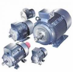 Ремонт вспомогательных электрических машин НБ-110