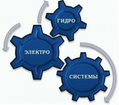 Production of spare parts and repair of the pumping and compressor equipment