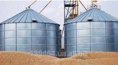 Ремонт и реконструкция зерноочистительных пунктов