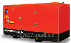 Rent of the Himoinsa 200 diesel generator of kw