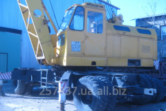Services of the KC 5363 crane