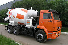 Services of autoready-mix trucks