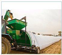 Закладка зерна на хранение