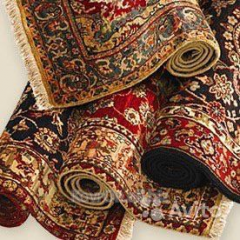 Стирка ковров, дорожек, паласов, принятых в мокром виде