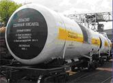 Major repair of the car tank of model 15-1548