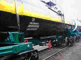 Капитальный ремонт вагона-цистерны модель 15-1424  (15-1424-01)