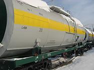 Капитальный ремонт вагонов-цистерн  модели 15-1404-80