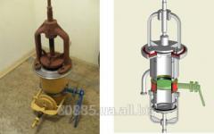 Modernization of the drain device