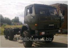Капитальный ремонт двигателя автомобиля Камаз