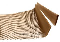 Изготовление бумажной соты для тамбурата