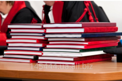 Научная работа, диссертации кандидатские, докторские