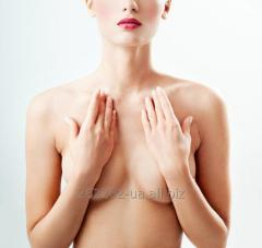 Lifting of breast, mastopexy