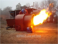 Re-equipment steam and boilers on solid fuel