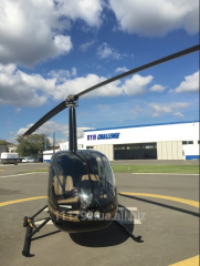 Lease of the Robinson R44 helicopter.