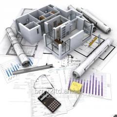 Проектирование, составление и экспертиза сметных расчетов.