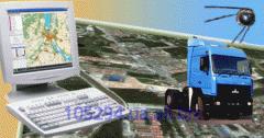 Контроль маршрута следования автотранспорта