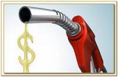 Расчёт расхода топлива в зависимости от веса перевозимого груза