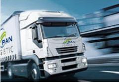 Internal automobile cargo transportation