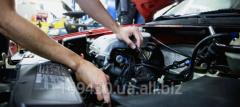 Диагностика и ремонт систем бензинового впрыска