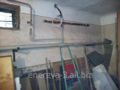 Замена трубопроводов центрального отопления в многоквартирный жилых домах