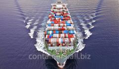 El alquiler de los contenedores de mar