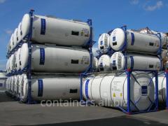 El leasing tankkoneynerov