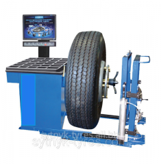 Balancing of wheels, balancing of wheels of the