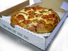 Пицца на дровах 600 г