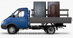 Delivery of doors Dnipropetrovsk