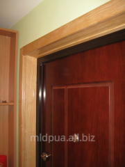 Facing of door cloths Dnipropetrovsk