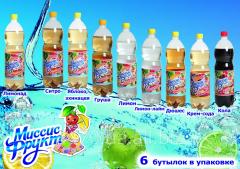 Розлив продукции СТМ в ПЭТ тару