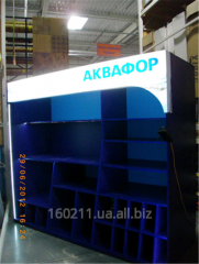 Exhibition stands to order