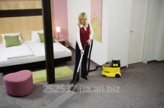 Химчистка ковров, мягкой мебели