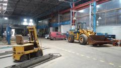 Service fork and XGMA wheel loaders