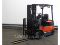 Rent of the Loader electric four-basic 7FBMF-16