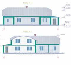 Проектирование, реконструкция частных жилых домов