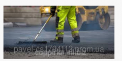 Asphalt laying Kharkiv