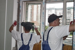 Installation of windows Dnipropetrovsk