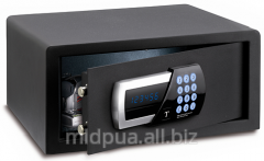 Installation of hotel safes Dnipropetrovsk