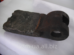 Naplavka of details of crushers