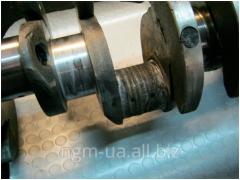 Відновлення і модернізація металевих виробів