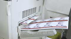 Дизайн и печать полиграфической продукции