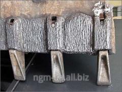Naplavka of ladles