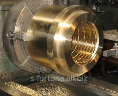 Bronze molding