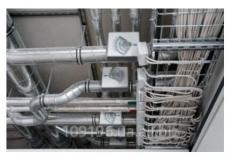 Проектирование, монтаж и  сервисное обслуживание бытовых и промышленных систем вентиляции