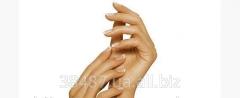 Laser epilation - brush Fingers