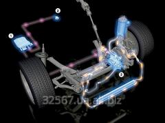 Услуги по ремонту рулевого управления гидроусилителя